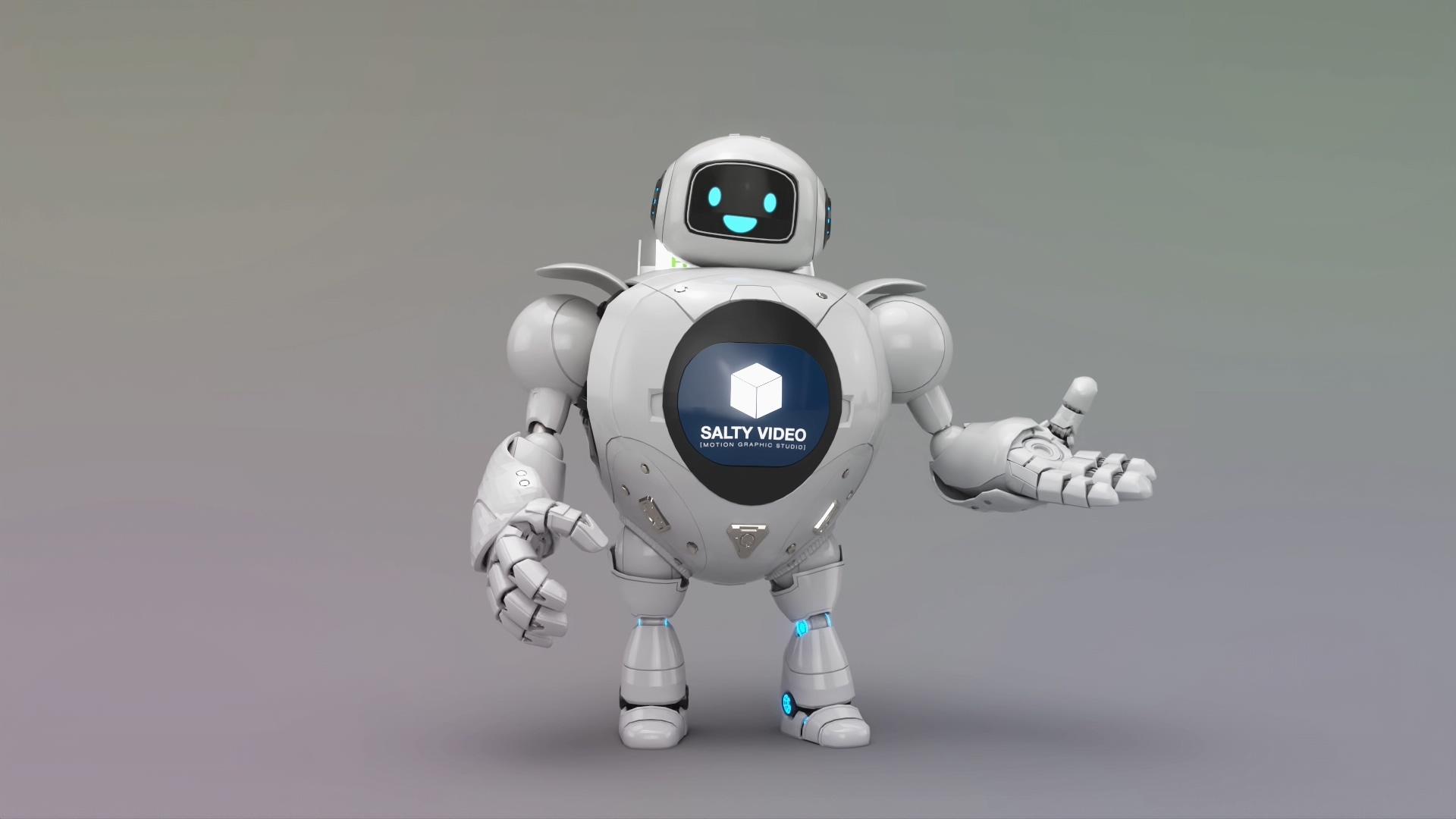 로봇 리깅&트렌스폼
