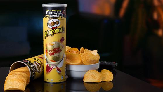 Cinemagraphs Pringles Chips