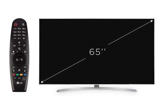 Freisteller TV Gerät Fernbedienung