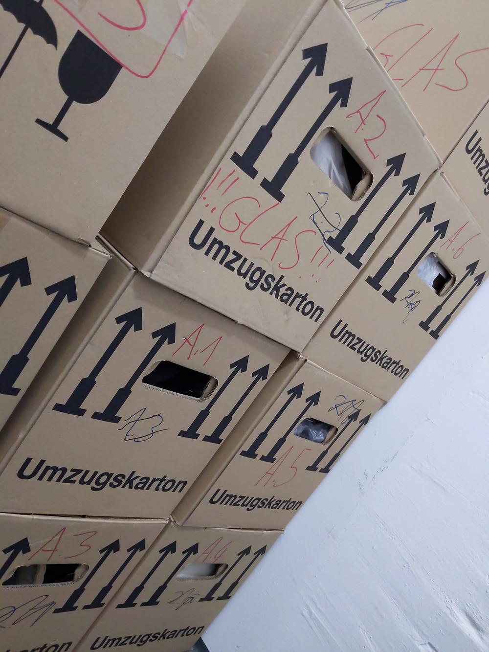 Umzugskartons imagenium produktfotografie Berlin