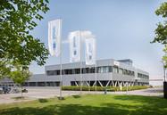 Architekturaufnahme Gebäude Fabrik