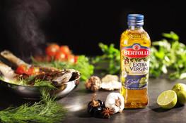 Foodfotografie Bertolli Olivenöl