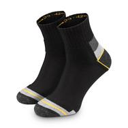 Modebild Socken schwarz