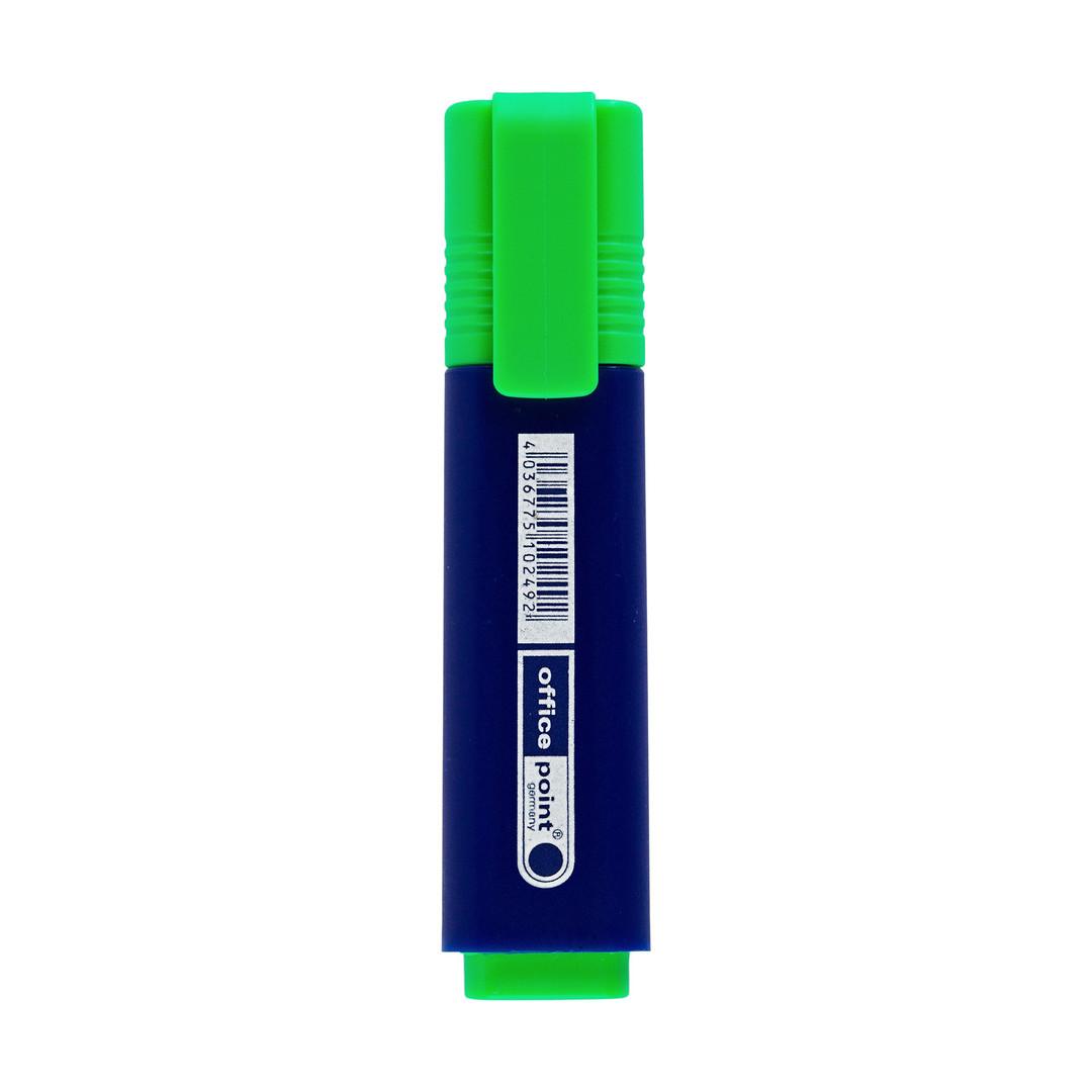 Produktbild grüner Textmarker