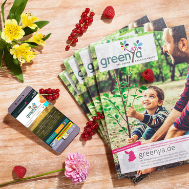 Moodfoto Greenya Magazin