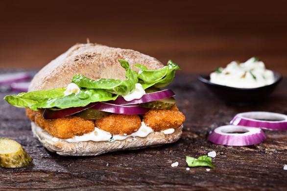 Food-Fotografie Burger