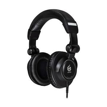 Produktfotografie Kopfhörer schwarz