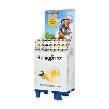 Produktfotografie Palette Honigläser