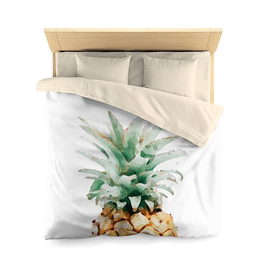 Pina Colada By A.Talese - Duvet Cover