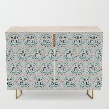 Tribe Vibes by A. Talese - Credenza