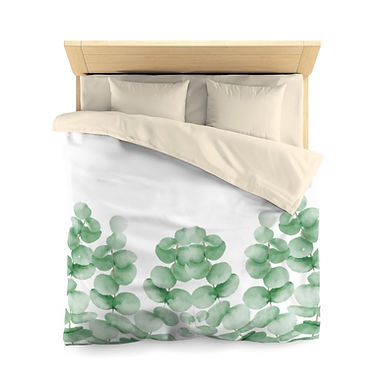 Eucalyptus By A.Talese - Duvet Cover