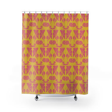 Wildflowers by A.Talese - Shower Curtains