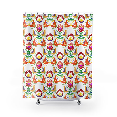 Garden Grove by A. Talese - Shower Curtain