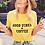 Thumbnail: Good Vibes + Coffee  T-Shirt