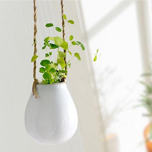 Dew Drop Mini Hanging Pot