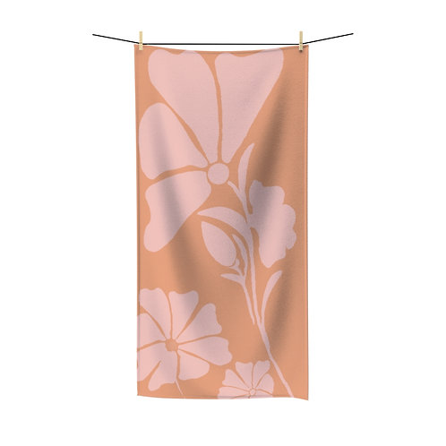 Wildflowers by A.Talese - Bath Towel