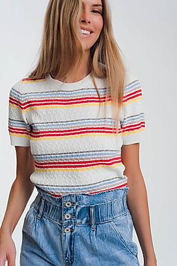 Back In The Day Sweater Top
