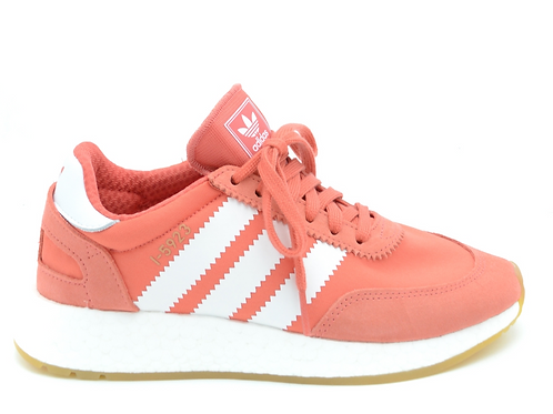 Just Kickin' It - Coral Adidas