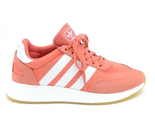 Just Kickin' It - Coral Adidas
