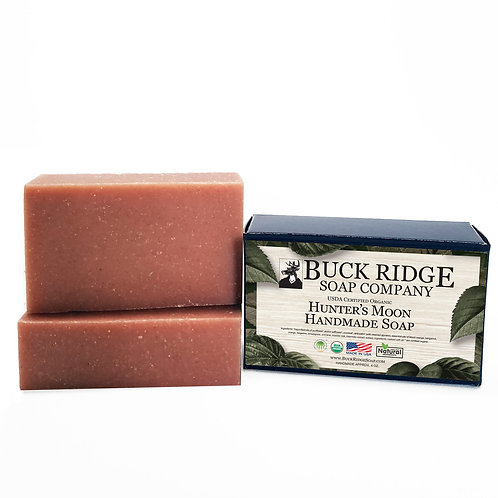 Hunters Moon Handmade Soap - USDA Certified Organic