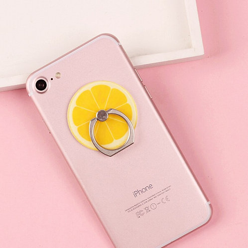 Tutti Fruiti Cell Phone Ring Holder