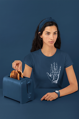 Talk To The Hand By A.Talese - Favorite Tee