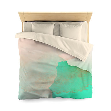 Allgheny by A. Talese - Duvet Cover