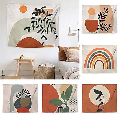 Super Cute Art Print Tapestries