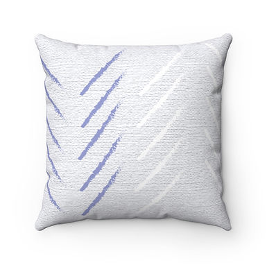 Moody Blue By A Talese Pillow Case