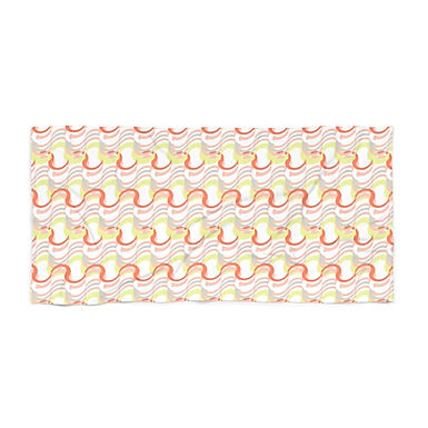 Good Vibes by A. Talese - Beach Towel