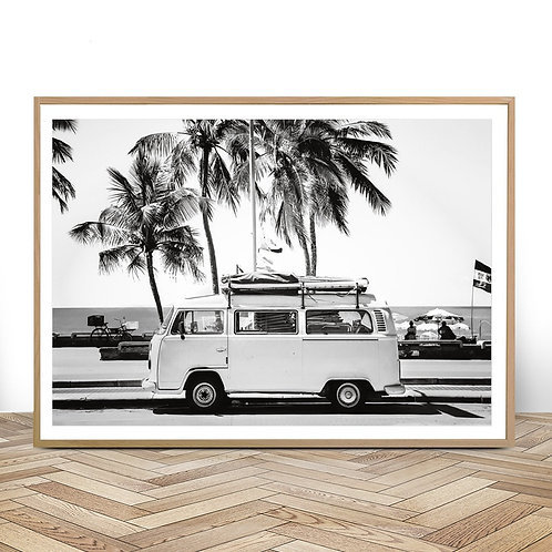 Beach Vibes Art Print Collection-Various Prints