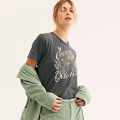Very Vintage Graphic Tees- Many Styles