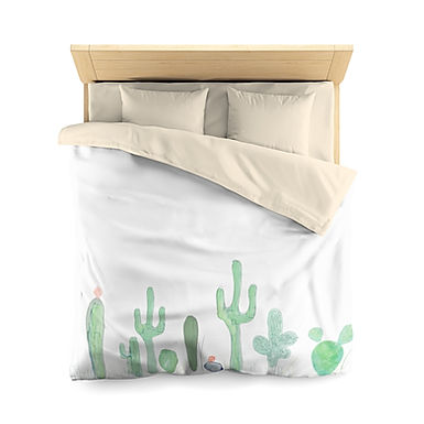 Hands Up! By A. Talese - Duvet Cover