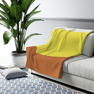 Sunburnt-Sherpa Fleece Blanket