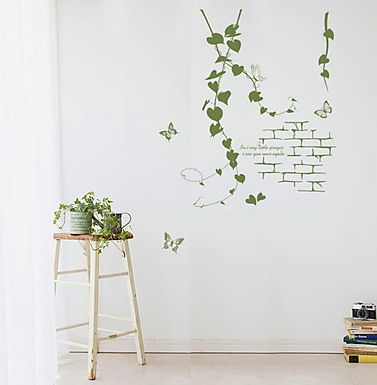 Vine Street Wall Decal