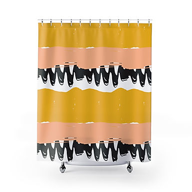 Gigi by A. Talese - Shower Curtain
