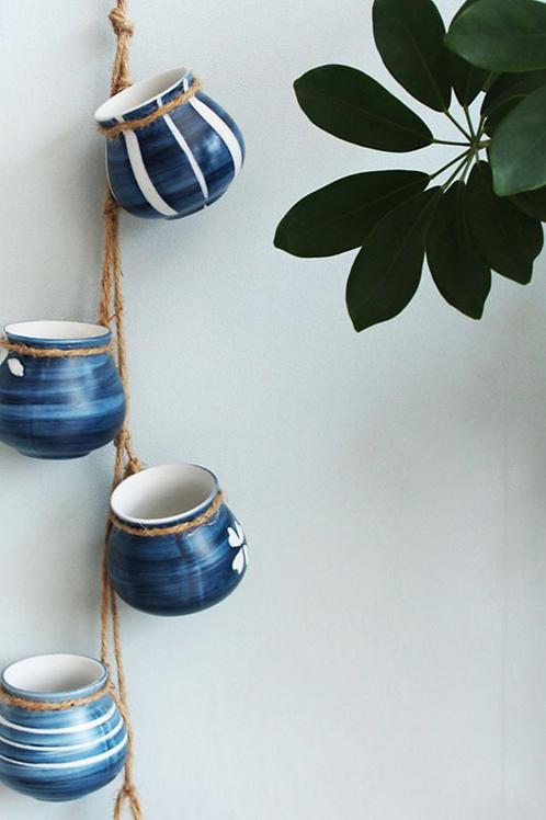 Ceramic Pot Hanging Planters