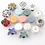 Thumbnail: Vintage Ceramic  Knobs Multiple Colors and Designs