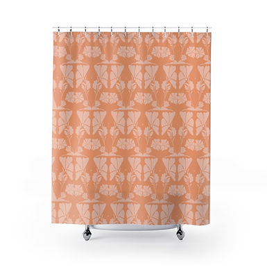 Wildflowers by A. Talese - Shower Curtain