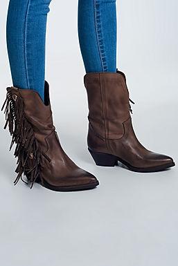 Wild West Fringe Boot