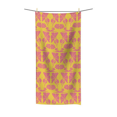Wildflowers by A. Talese - Bath Towel