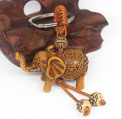 Elephant Bag Charm / Keychain