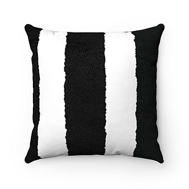 Downtown by A. Talese - Faux Suede Pillow