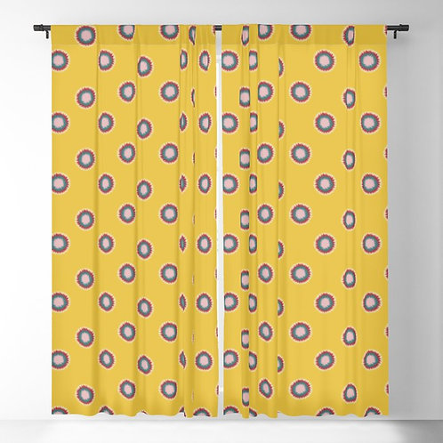 Point Break by A. Talese - Blackout Curtain Panels