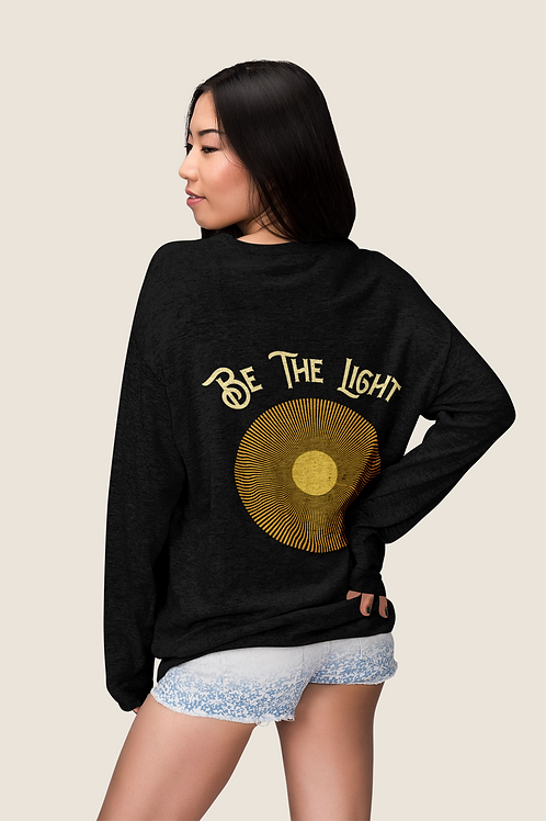 Be The Light By A.Talese - Favorite Pullover