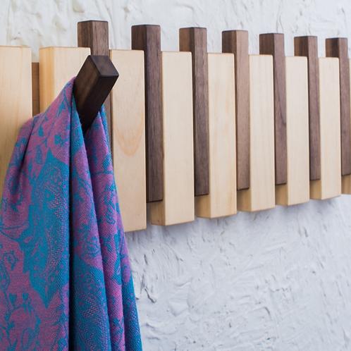 Handmade Natural Wood  Wall Hanger