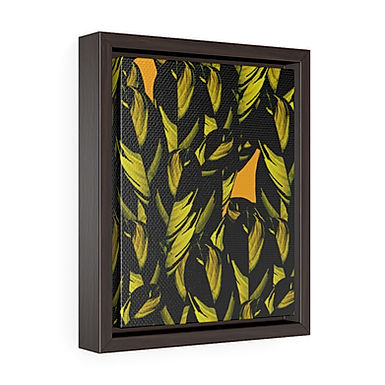 Habitat by A. Talese - Framed Gallery Wrap Print on Canvas