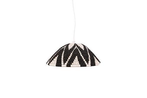 Black Jua Lamp Pendant - Large