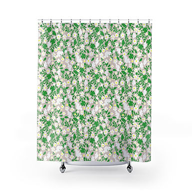 Daisy Dukes by A. Talese - Shower Curtains