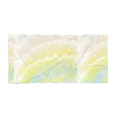 Jelly Fish by A. Talese - Beach Towel